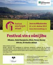 Festival vín s vůní jihu